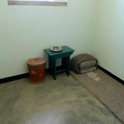 President Mandela's Cell